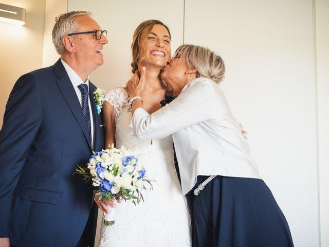Il matrimonio di Samuele e Giulia a Trebaseleghe, Padova 22