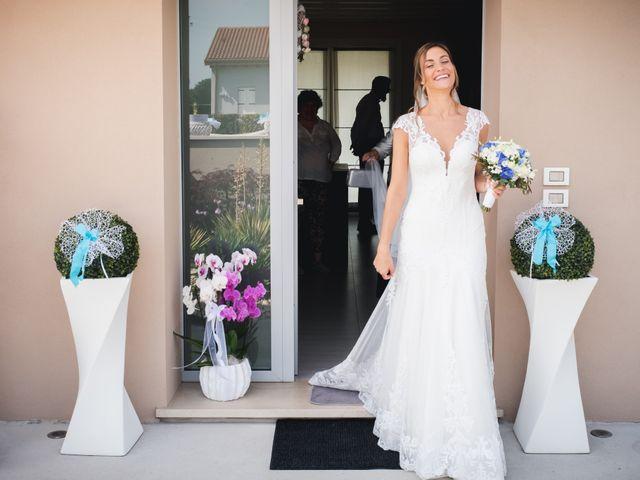 Il matrimonio di Samuele e Giulia a Trebaseleghe, Padova 23