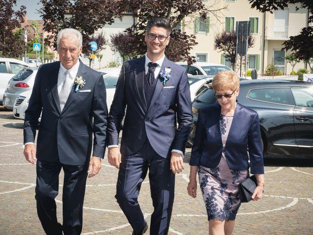 Il matrimonio di Samuele e Giulia a Trebaseleghe, Padova 24