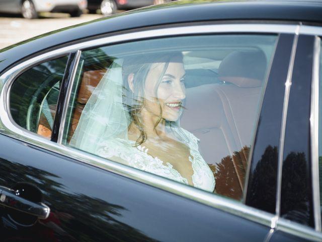 Il matrimonio di Samuele e Giulia a Trebaseleghe, Padova 25