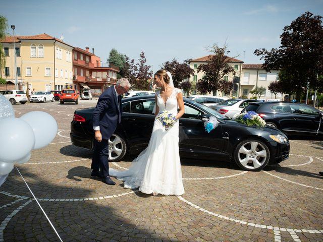 Il matrimonio di Samuele e Giulia a Trebaseleghe, Padova 26