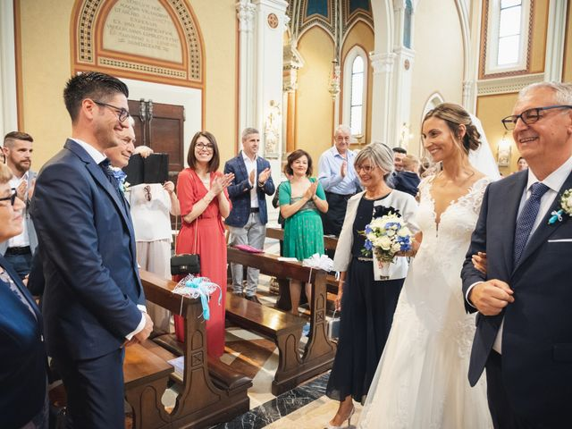 Il matrimonio di Samuele e Giulia a Trebaseleghe, Padova 28