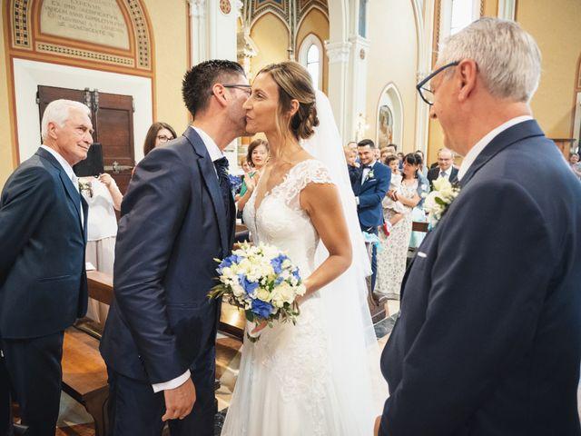 Il matrimonio di Samuele e Giulia a Trebaseleghe, Padova 29