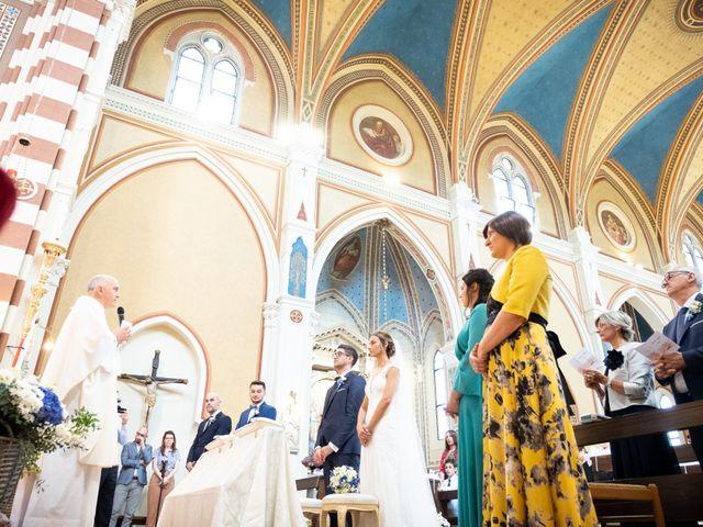Il matrimonio di Samuele e Giulia a Trebaseleghe, Padova 31