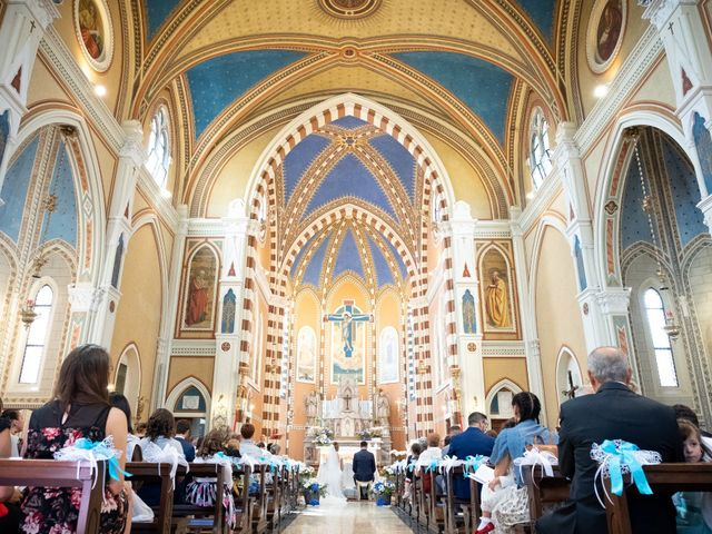 Il matrimonio di Samuele e Giulia a Trebaseleghe, Padova 32