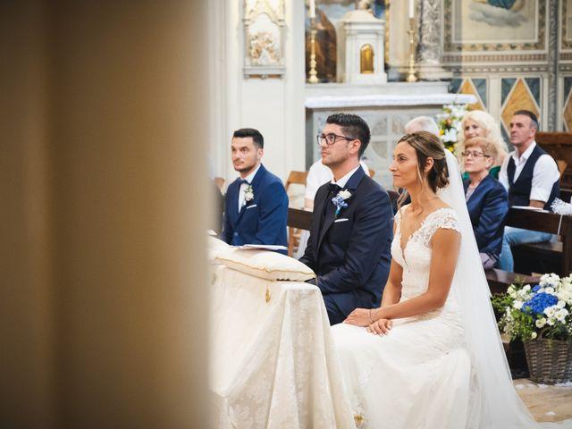 Il matrimonio di Samuele e Giulia a Trebaseleghe, Padova 33
