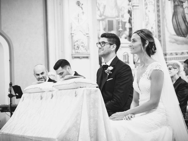 Il matrimonio di Samuele e Giulia a Trebaseleghe, Padova 34