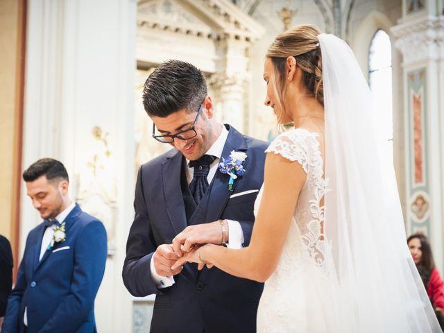 Il matrimonio di Samuele e Giulia a Trebaseleghe, Padova 35