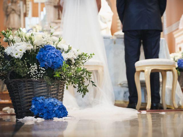 Il matrimonio di Samuele e Giulia a Trebaseleghe, Padova 36
