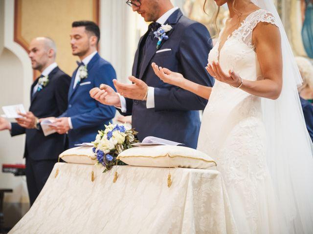 Il matrimonio di Samuele e Giulia a Trebaseleghe, Padova 37