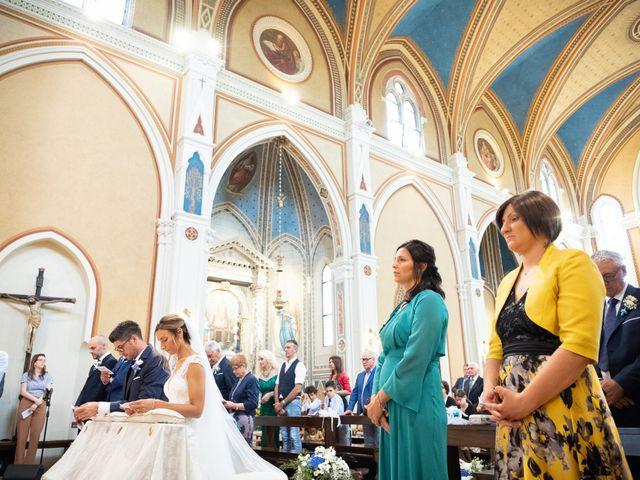 Il matrimonio di Samuele e Giulia a Trebaseleghe, Padova 39