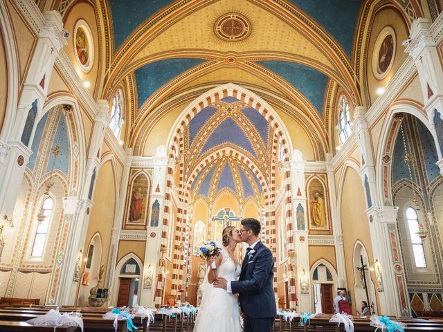 Il matrimonio di Samuele e Giulia a Trebaseleghe, Padova 41