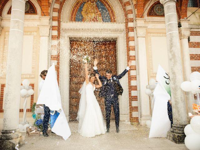 Il matrimonio di Samuele e Giulia a Trebaseleghe, Padova 42