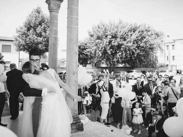 Il matrimonio di Samuele e Giulia a Trebaseleghe, Padova 43
