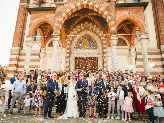 Il matrimonio di Samuele e Giulia a Trebaseleghe, Padova 44