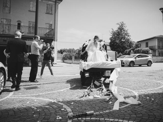 Il matrimonio di Samuele e Giulia a Trebaseleghe, Padova 46