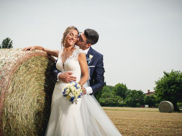 Il matrimonio di Samuele e Giulia a Trebaseleghe, Padova 49