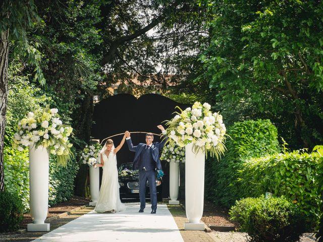 Il matrimonio di Samuele e Giulia a Trebaseleghe, Padova 56
