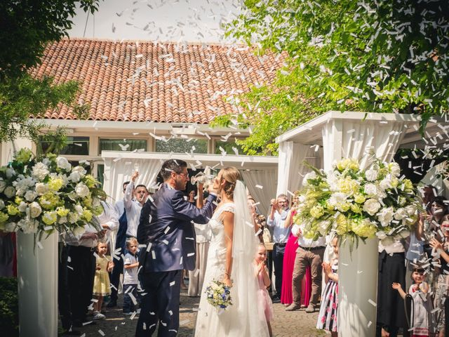 Il matrimonio di Samuele e Giulia a Trebaseleghe, Padova 57