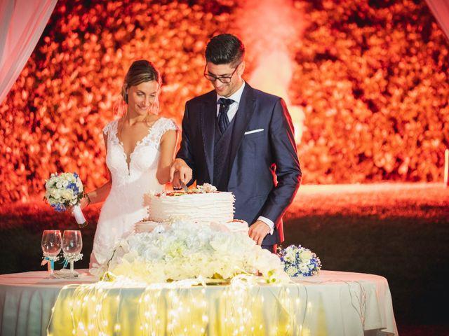 Il matrimonio di Samuele e Giulia a Trebaseleghe, Padova 72