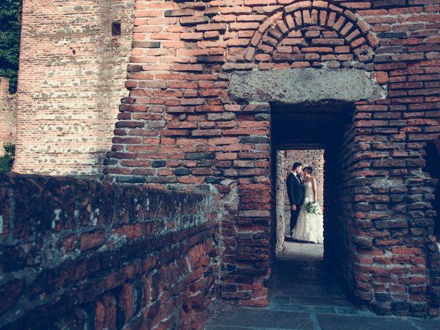 Il matrimonio di Matteo e Maria Antonietta a Merlara, Padova 12