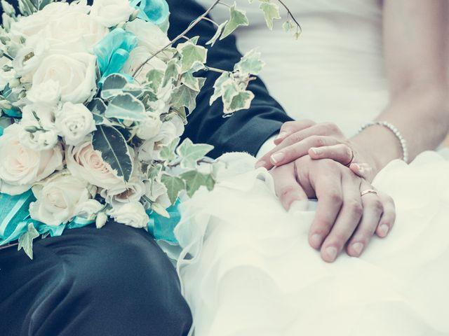 Le nozze di Maria Antonietta e Matteo