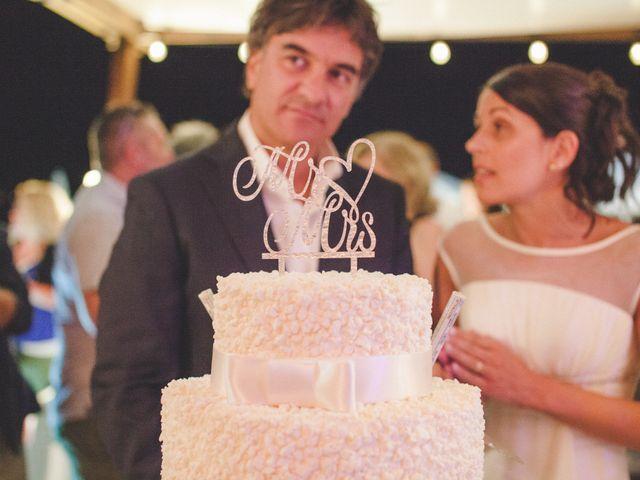 Il matrimonio di Daniele e Paola a Follonica, Grosseto 8