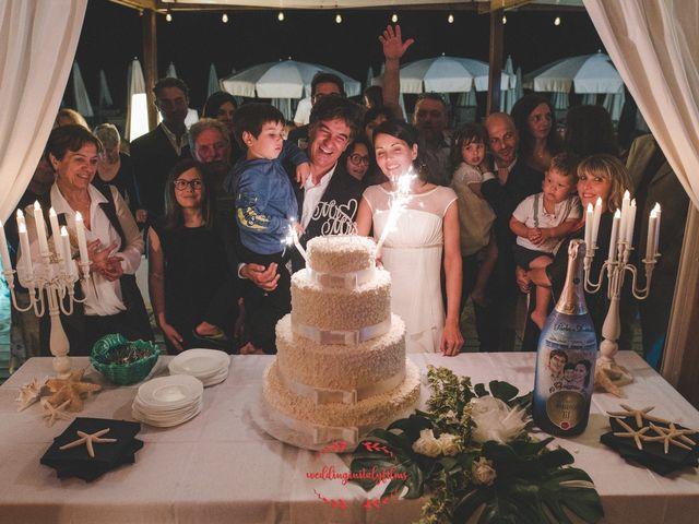 Il matrimonio di Daniele e Paola a Follonica, Grosseto 10