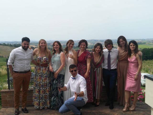 Il matrimonio di Alessandro e Sara a Montecarotto, Ancona 3