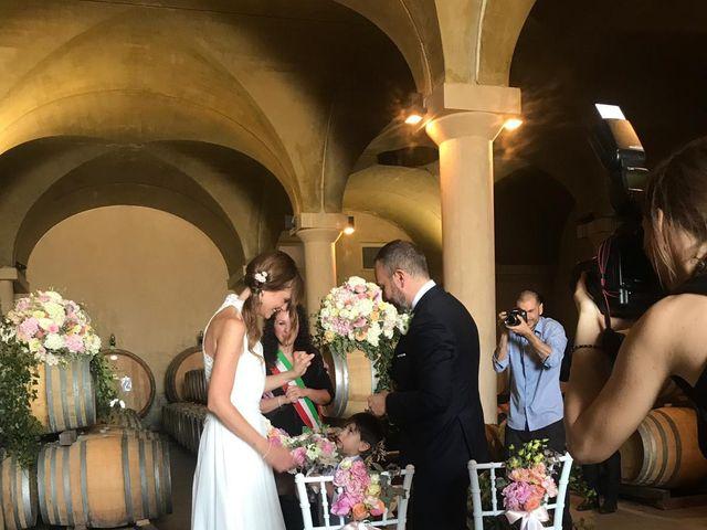 Il matrimonio di Alessandro e Sara a Montecarotto, Ancona 6