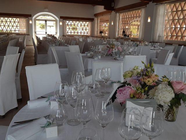 Il matrimonio di Alessandro e Sara a Montecarotto, Ancona 2