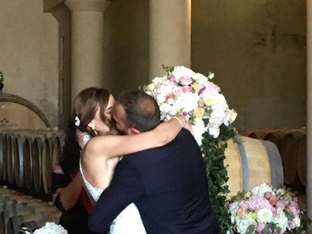 Il matrimonio di Alessandro e Sara a Montecarotto, Ancona 8