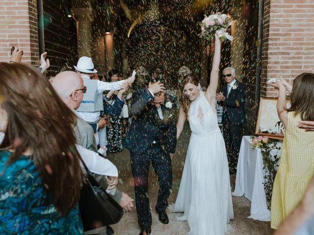 Il matrimonio di Alessandro e Sara a Montecarotto, Ancona 12