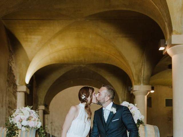 Il matrimonio di Alessandro e Sara a Montecarotto, Ancona 13
