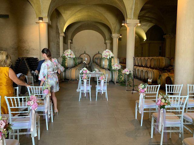 Il matrimonio di Alessandro e Sara a Montecarotto, Ancona 17