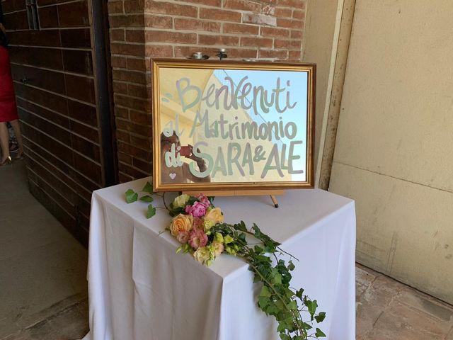 Il matrimonio di Alessandro e Sara a Montecarotto, Ancona 18