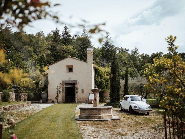 Il matrimonio di Gabriele e Charlotte a Arezzo, Arezzo 20