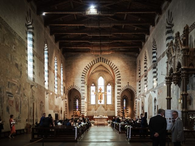 Il matrimonio di Gabriele e Charlotte a Arezzo, Arezzo 21