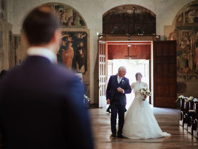Il matrimonio di Gabriele e Charlotte a Arezzo, Arezzo 26