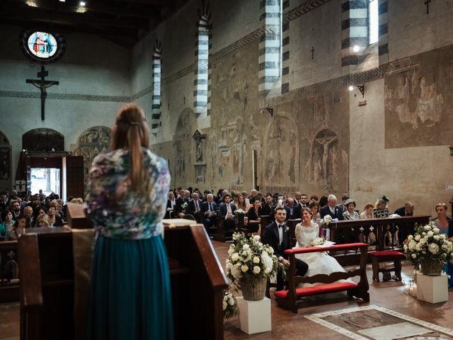 Il matrimonio di Gabriele e Charlotte a Arezzo, Arezzo 32