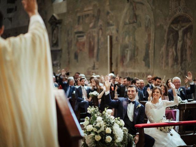 Il matrimonio di Gabriele e Charlotte a Arezzo, Arezzo 33