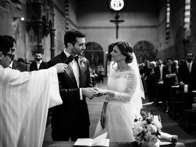 Il matrimonio di Gabriele e Charlotte a Arezzo, Arezzo 36