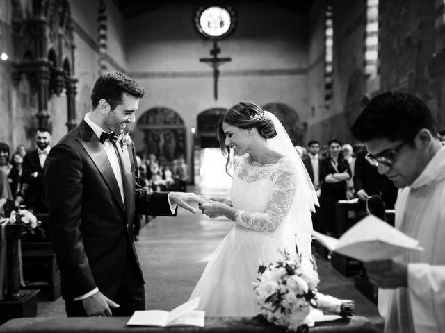 Il matrimonio di Gabriele e Charlotte a Arezzo, Arezzo 37
