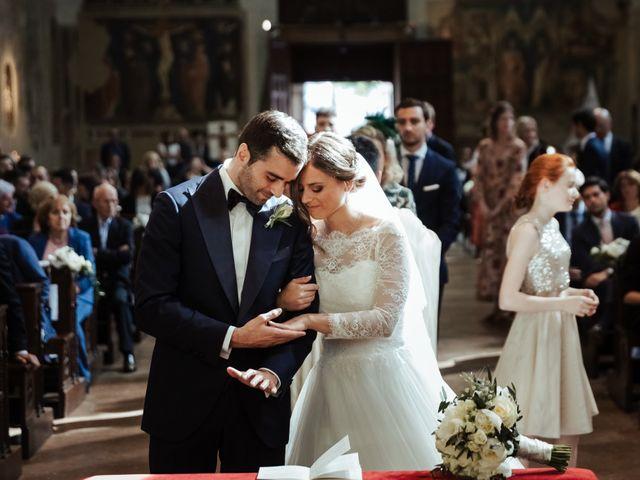 Il matrimonio di Gabriele e Charlotte a Arezzo, Arezzo 40