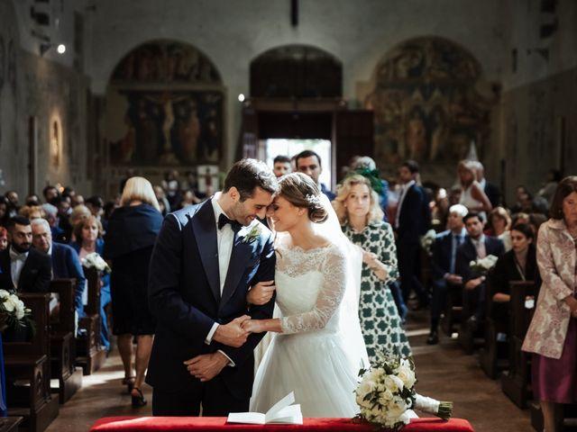 Il matrimonio di Gabriele e Charlotte a Arezzo, Arezzo 41