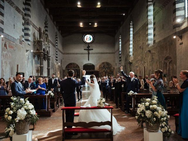 Il matrimonio di Gabriele e Charlotte a Arezzo, Arezzo 43