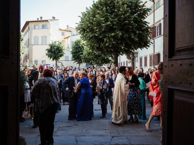 Il matrimonio di Gabriele e Charlotte a Arezzo, Arezzo 44