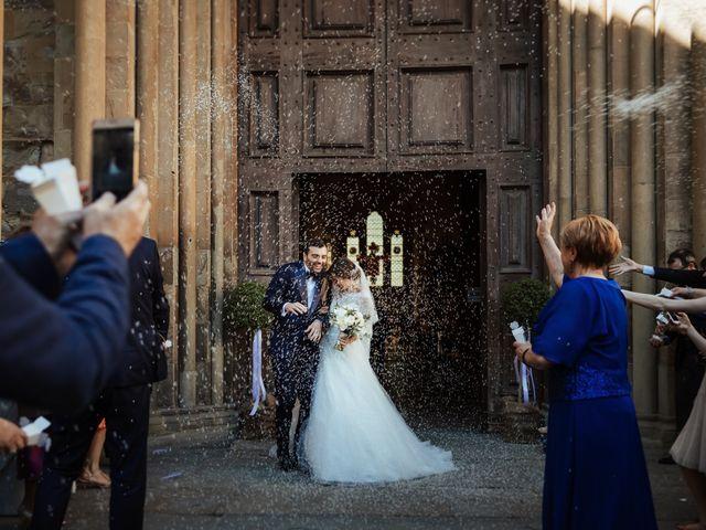 Il matrimonio di Gabriele e Charlotte a Arezzo, Arezzo 45
