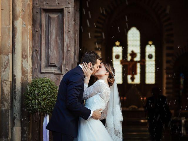Il matrimonio di Gabriele e Charlotte a Arezzo, Arezzo 46
