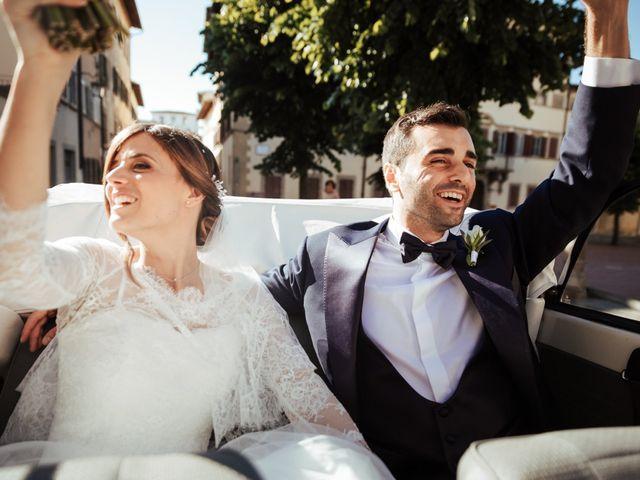 Il matrimonio di Gabriele e Charlotte a Arezzo, Arezzo 47